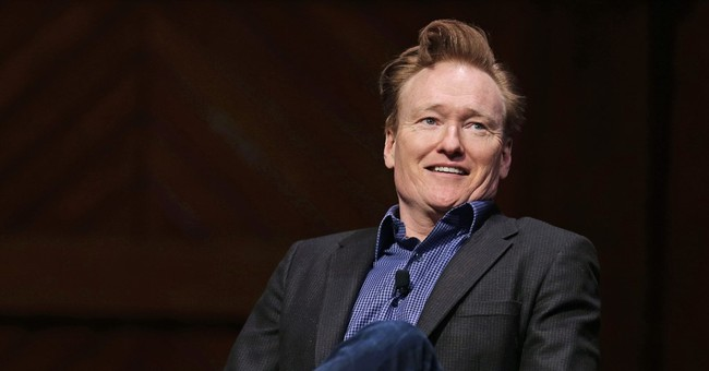 Conan's biggest regret at Harvard? Skipping economics
