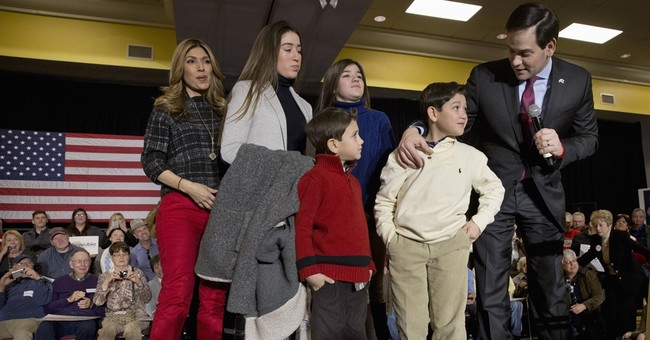 Rubio family stars in South Carolina comeback attempt