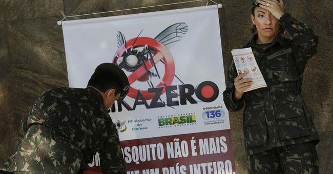 WHO reports rise of neurological disorder in Zika outbreak