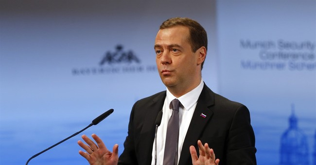 Russian PM: West is rekindling the Cold War with NATO moves