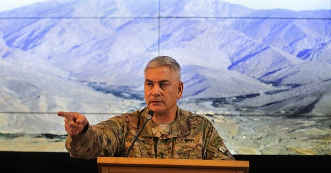 Officials: 6 Afghan security men killed in Taliban attacks