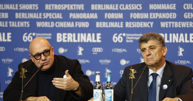 """Documentary """"Fire at Sea"""" opens at Berlin Film Festival"""