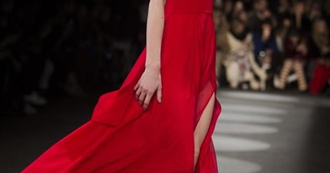 NY Fashion Week: Wang goes to church, Siriano goes for knits