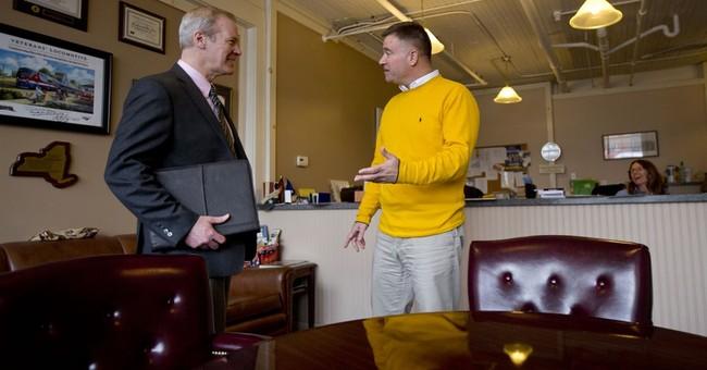 GOP congressman mulls run for governor in deep blue New York
