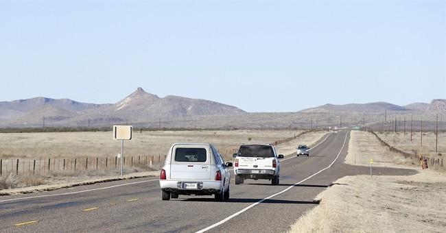 Latest: Airport says plane with Scalia's body has left Texas