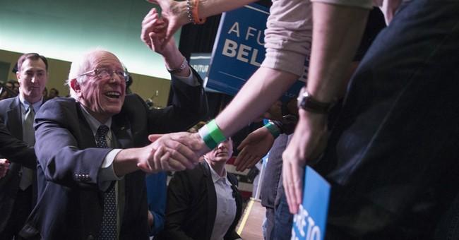 Sanders meets solar workers in Nevada