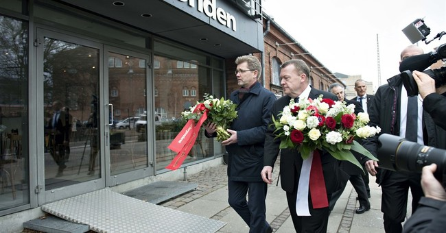 Danes mark anniversary of victims killed in gunman attacks
