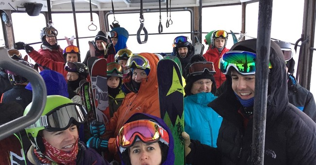 Mechanical problem identified as cause of ski area tram stop