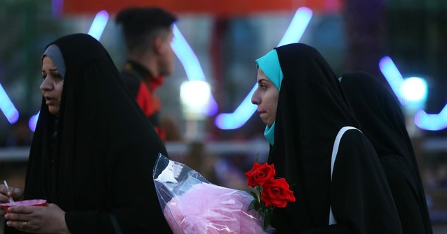 Love in the time of militias: Valentine's Day in Iraq