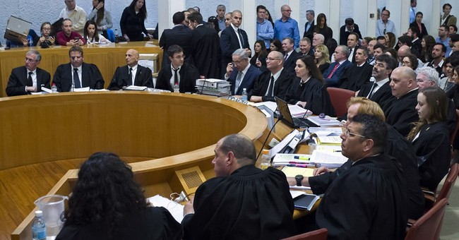 Israeli leader defends gas extraction deal in Supreme Court