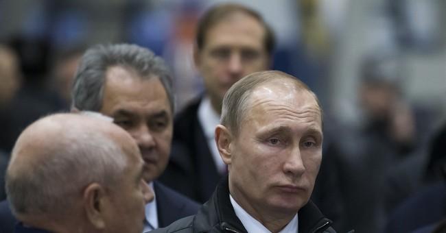 Putin, Obama discuss Syria, Ukraine