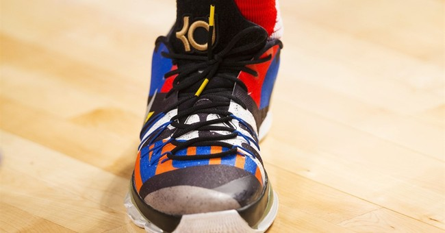 At All-Star weekend, it's all about specially designed shoes