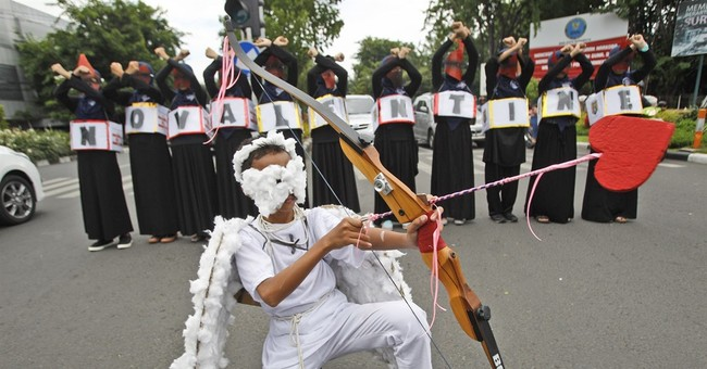 Indonesian officials, clerics ban Valentine's Day observance