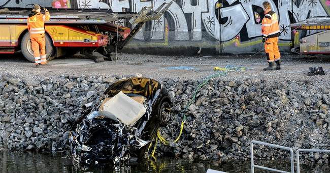 UK band members killed after car crashes into Swedish canal