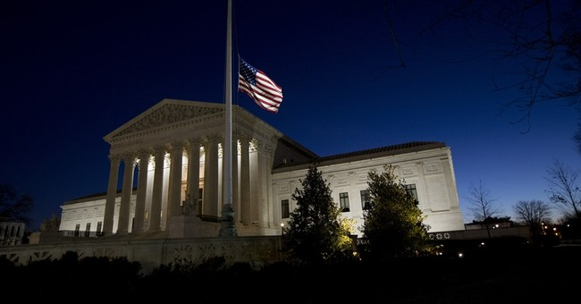 Scalia's death in office a rarity for modern Supreme Court