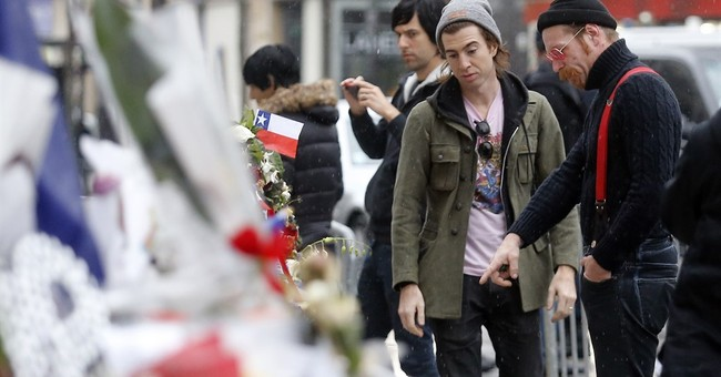 Eagles of Death Metal frontman back in Paris to finish show