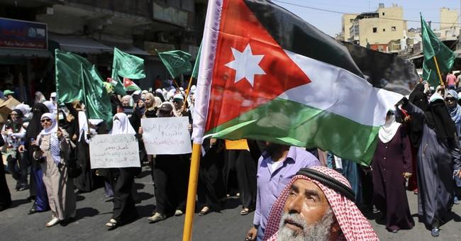 Jordan's Muslim Brotherhood cuts ties to parent group