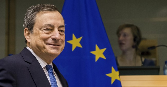 ECB chief: parts of Europe banking system 'face challenges'