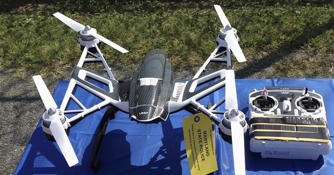 Drones pose new contraband, smuggling challenge for prisons
