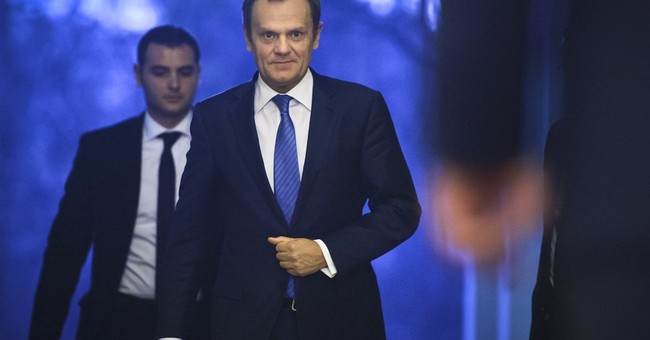 European chief: EU may break-up over migrants, 'Brexit'