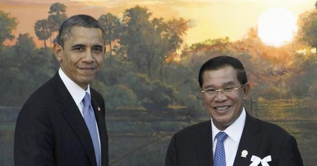 Strongmen to predominate at Obama's SE Asia summit