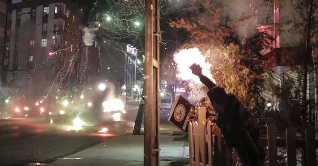 Clashes in Turkey on anniversary of Kurdish leader's arrest