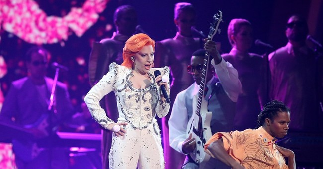 Lady Gaga on Bowie tribute: Most difficult thing I've done