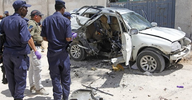 US denies reports that 1 of its drones crashed in Somalia