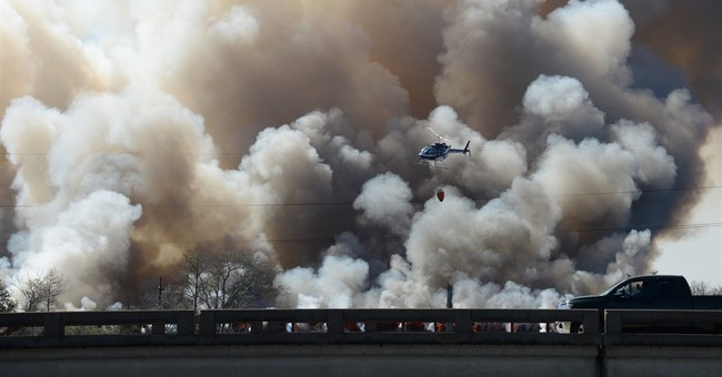 Railroad will be out at least a week after trestle fire