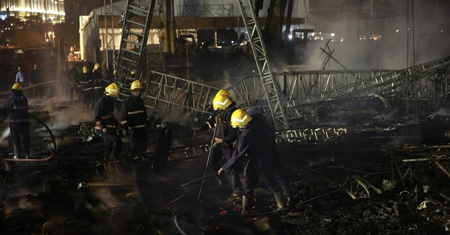Fire breaks out at investment event in Indian city of Mumbai