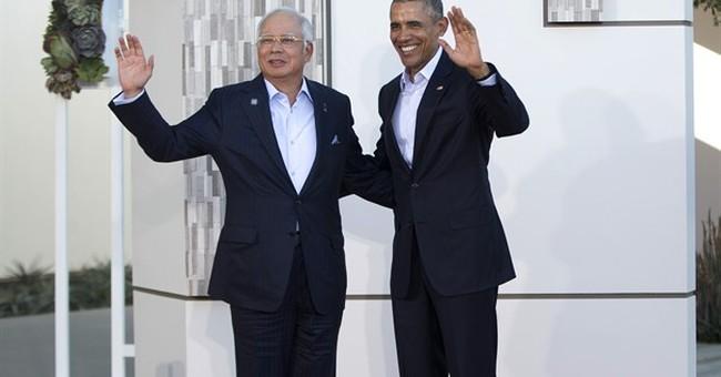 Obama, SE Asian leaders seek resolution to maritime disputes