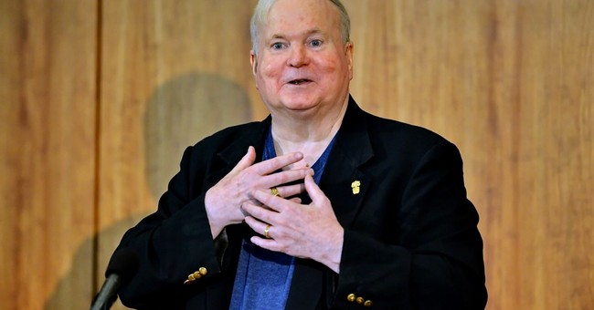 Author Pat Conroy has pancreatic cancer, promises hard fight