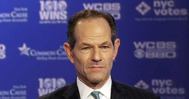 Lawyer for ex-Gov. Spitzer says no assault took place