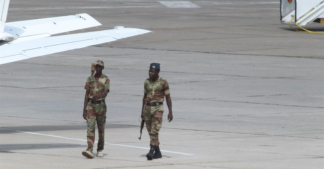 US plane impounded in Zimbabwe; body and cash found on board