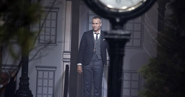 NY Fashion Week: Thom Browne on the art of repurposing