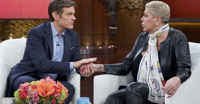 'Big Ang' of 'Mob Wives' faces cancer with hope, family