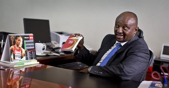 CEO of Athletics Kenya steps aside over bribery allegations