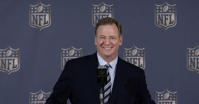 NFL Commissioner Goodell earned $34 million in 2014