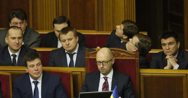Ukraine's government survives no-confidence vote