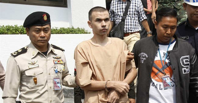 2 foreign suspects in Bangkok bombing plead innocent