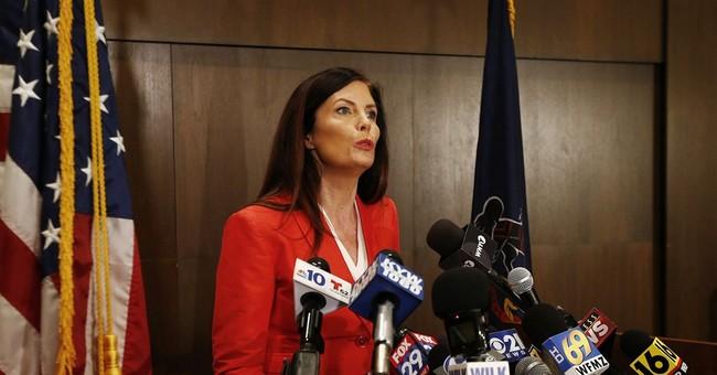 Pennsylvania's embattled attorney general won't run again