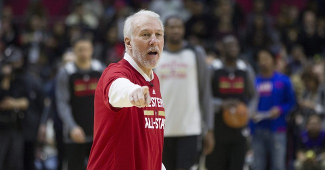 Popovich 'the model of consistency' for NBA coaches
