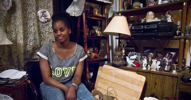 After years in solitary, a woman struggles to carry on