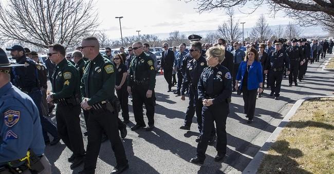 Affidavit: Colorado teen tried shooting self before deputy