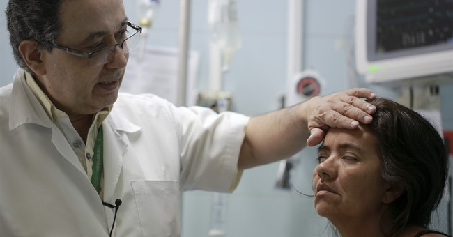 Doctors: Upsurge in paralysis condition accompanies Zika