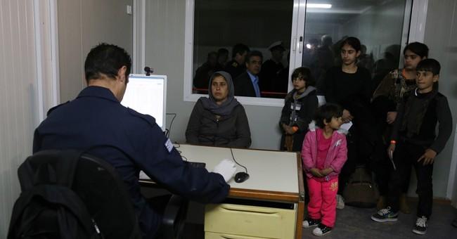 The Latest: Croatia sets quota for migrants passing through