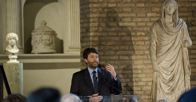Italy aims to keep art, artifacts safe from extremist abroad