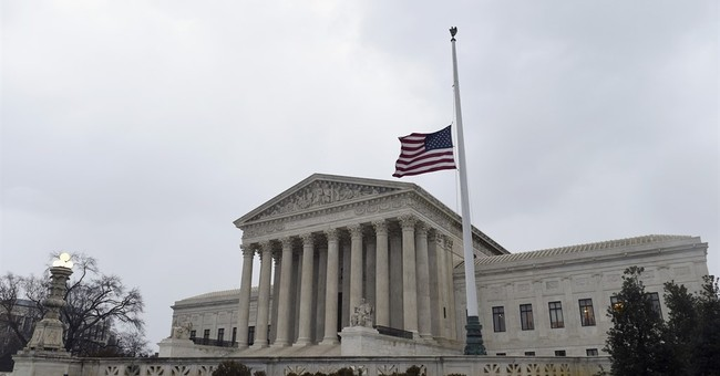 Scalia to lie in repose at Supreme Court on Friday