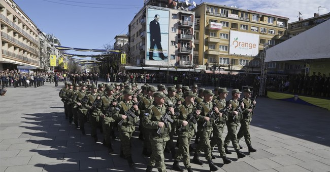 Thousands in Kosovo call for government to resign