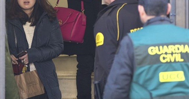 Spanish police raid Chinese bank in money laundering probe